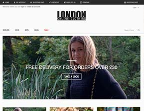 London Online Clothing