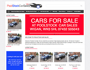 Poolstock Car Sales