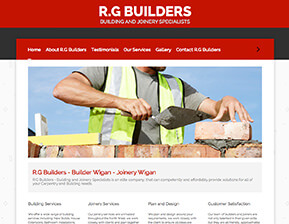 R.G Builders Wigan