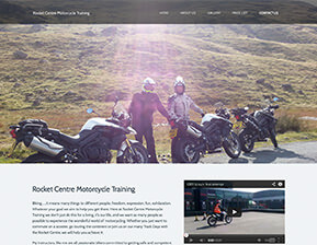 Rocket Centre Motorcycle Training
