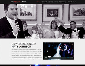 UK Wedding Singer